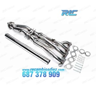 COLECTORES INOX VW GOLF 2/3 16V, PASSAT 4B 16V, CO