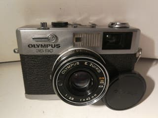 Olympus RC con olympus 40 mm 2.8.Telemetrica.