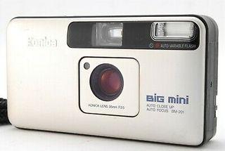 Konica Big Mini BM-201 35mm f/3.5