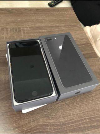 iPhone 8plus 64gb gris espacial