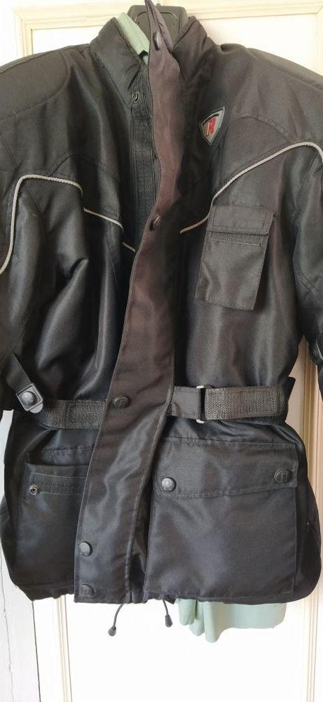 chaqueta moto cordura
