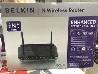 Router Belkin N