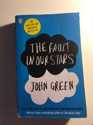 The fault in our stars (bajo la misma estrella)