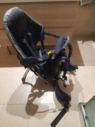 Mochila porta bebés Deuter Kid Comfort III
