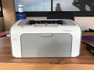 Impresora laser HP laserjet P1102