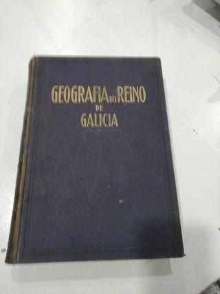 Geografía del Reino de Galicia . Carreras Candi