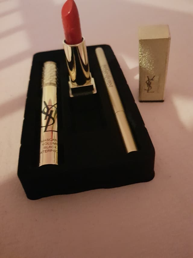 coffret yves saint Laurent