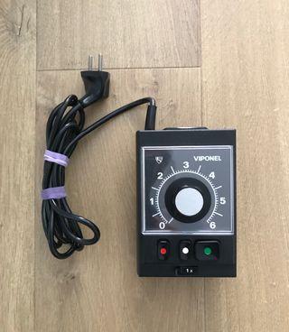 Viponel temporizador electromécanico para ampliado