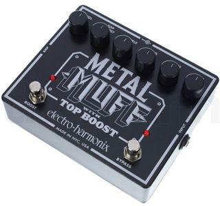 Pedal guitarra METAL MUFF de Electroharmonix