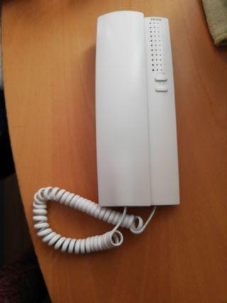 Teléfonillo portero automático Tegui
