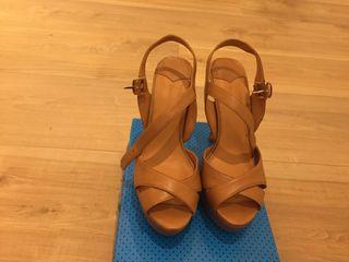 Zapatos tacón alto Stradivarius. 37