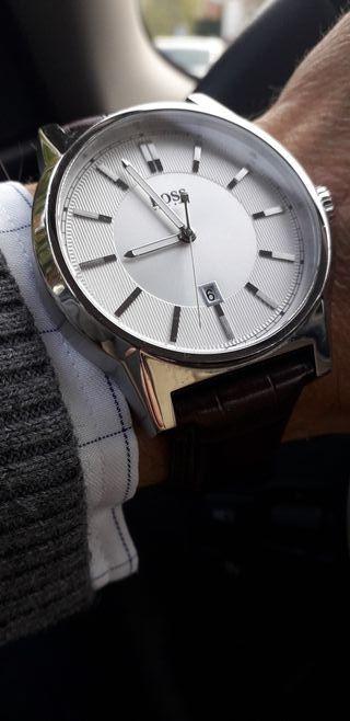 Reloj Hugo Boss, estilo clasico
