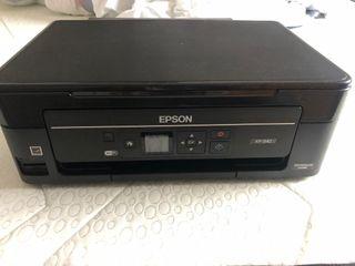Impresora escáner wifi