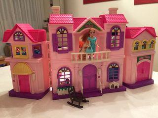 Chalet, casa de juguete de Polly Pocket