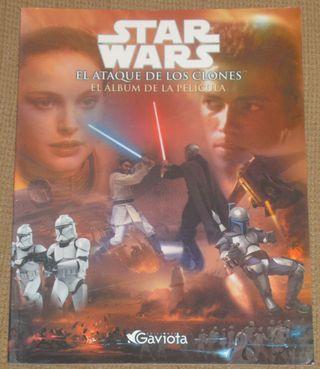 STAR WARS ALBUM DE LA PELICULA