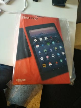 tablet amazon fire hd 10 , 32 gb nueva