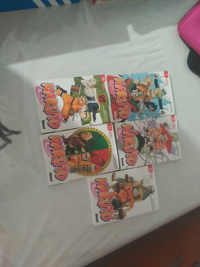 Comics Manga Naruto