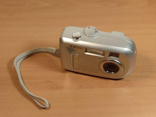 Cámara digital Kodak