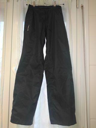 Pantalon de agua impermeable