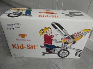 Patinete Kid-Sit y agarradores