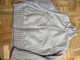 abrigo muy calentito de muy buena calidad sin pelo