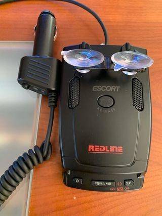 Detector radares escort redline