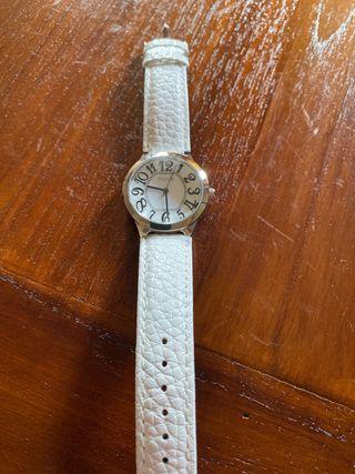 Reloj blanco de Tous original de chica