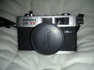 cámara de fotos Ricoh