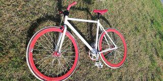 bicicleta fixie piñón fijo