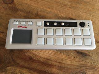 Vestax PAD-One drum pads