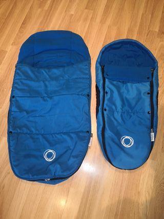lote sacos Bugaboo azul royal