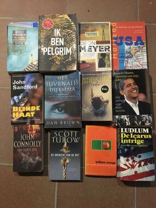 Libros holandeses