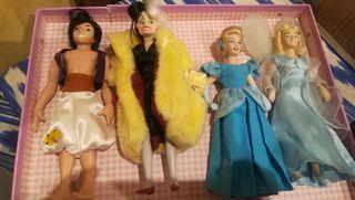 muñecas Disney