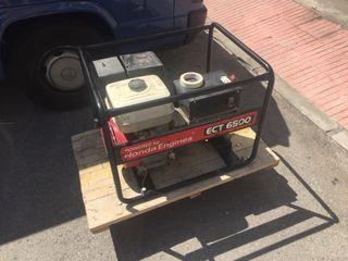 Motor HONDA 220/380v gasolina GENERADOR