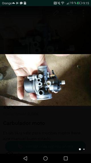 carburador delorto