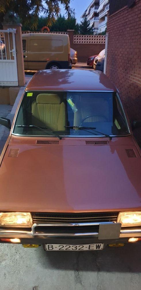 SEAT 131 supermirafiori 1980