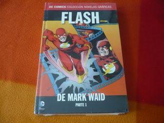 FLASH DE MARK WAID 1 NOVELAS GRAFICAS DC ¡PRECINTA