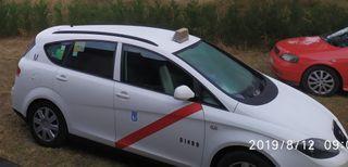 Se vende licencia de Taxi Madrid