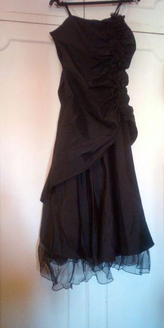 Vestido Boda/comunión negro