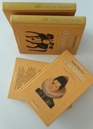 Colección Novela Histórica + Regalo libro