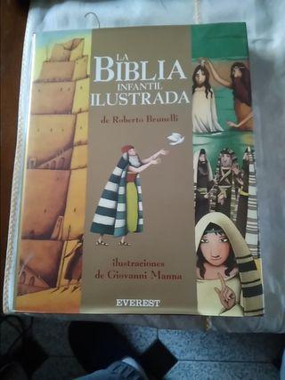 La Biblia infantil ilustrada