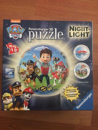 Puzzle Paw Patrol 3D
