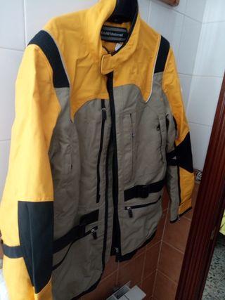 chaqueta bmw para motorista