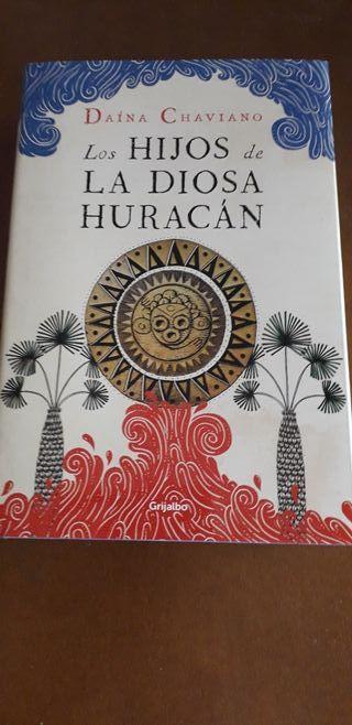 Los hijos de la diosa huracán - Daina Chaviano