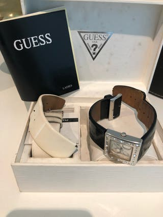 Reloj guess dos correas