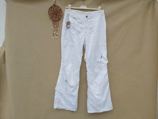 pvp 149 Sand pantalon moderno blanco Talla 42