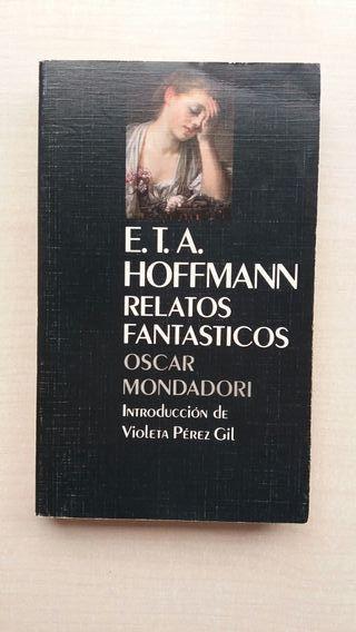Libro Relatos fantásticos. Hoffmann.