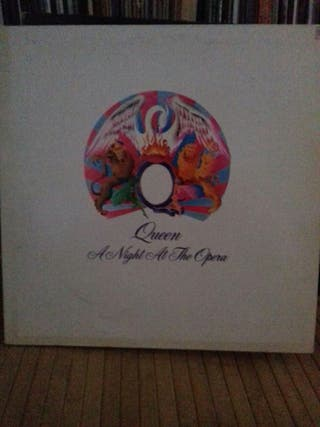 Queen: A night at the opera (vinilo)