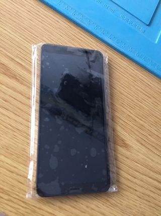 Pantalla Huawei P Smart Negro con marco