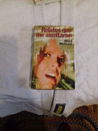 libro novela terror